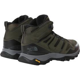 The North Face Hedgehog FutureLight Mid Shoes Men, groen/zwart